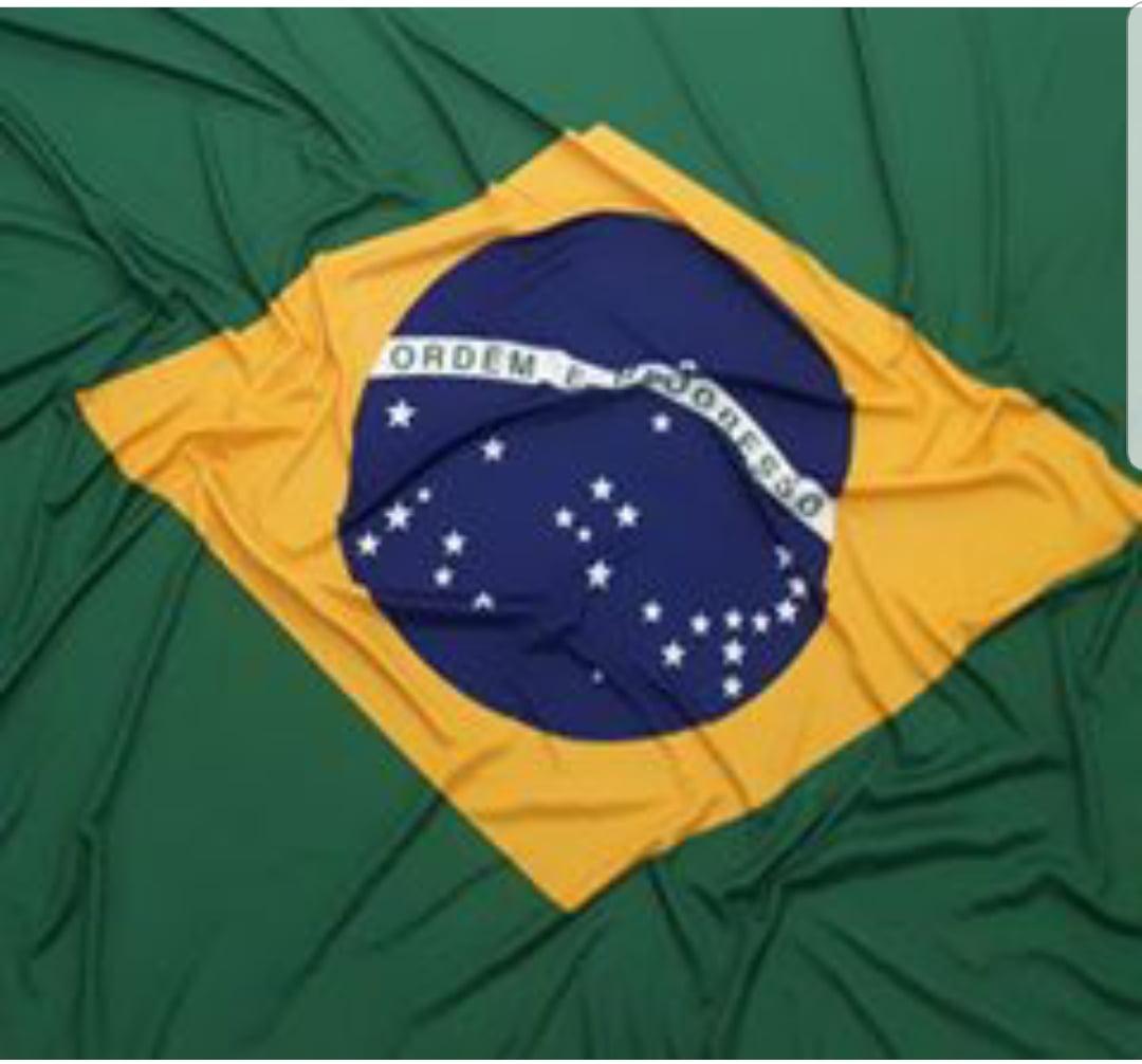 Malha Bandeira do Brasil