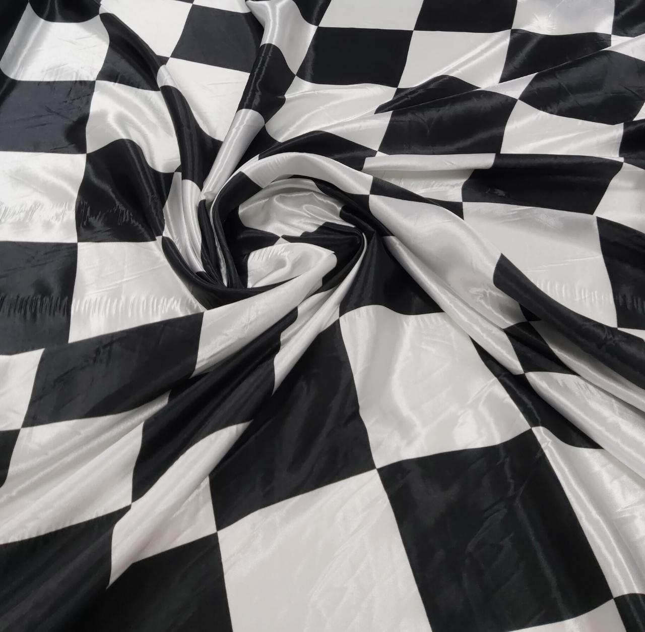 Cetim Estampado Formula 1