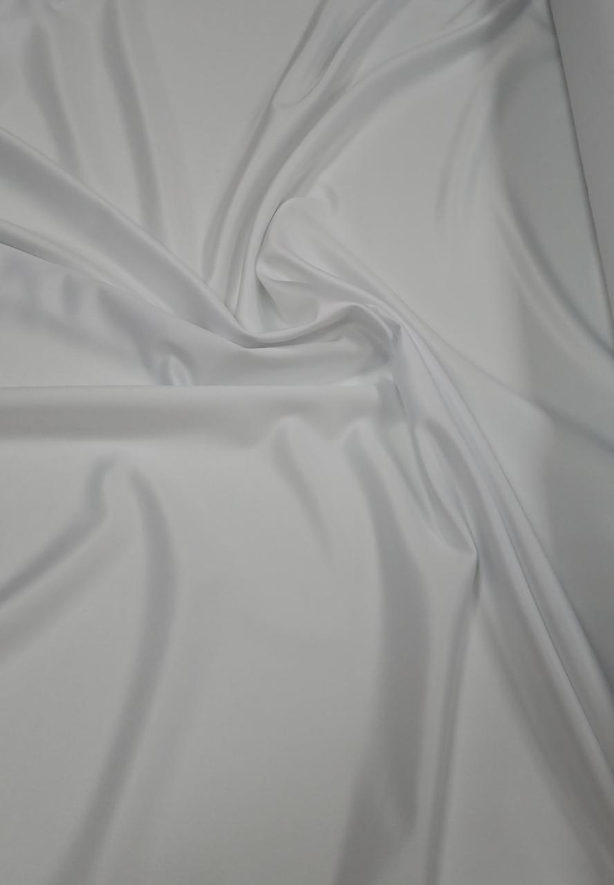Crepe Pasquale Liso Branco