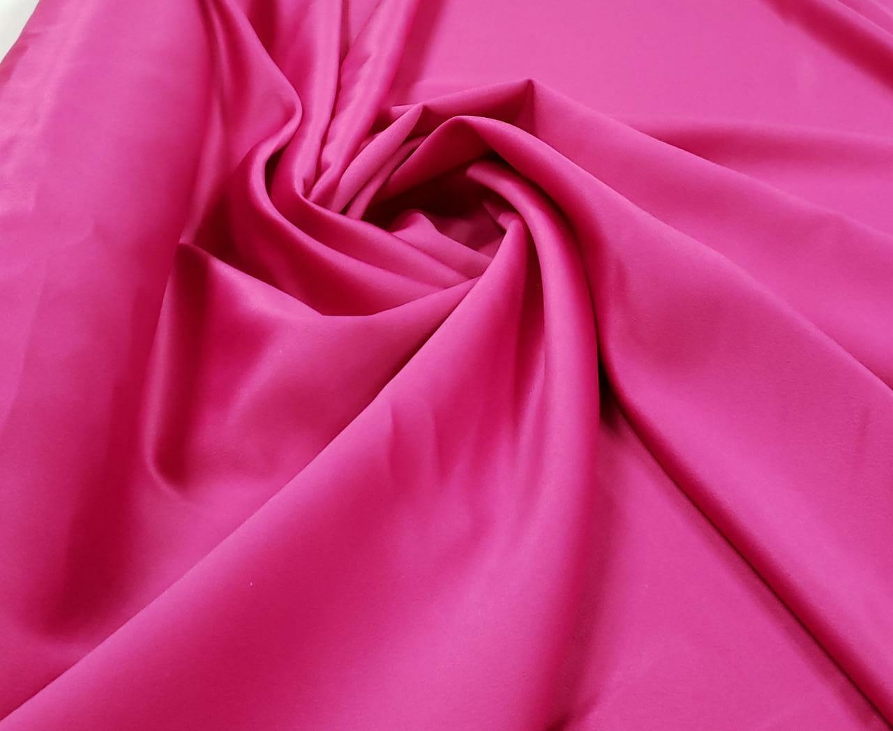 Crepe Pasquale Liso Pink