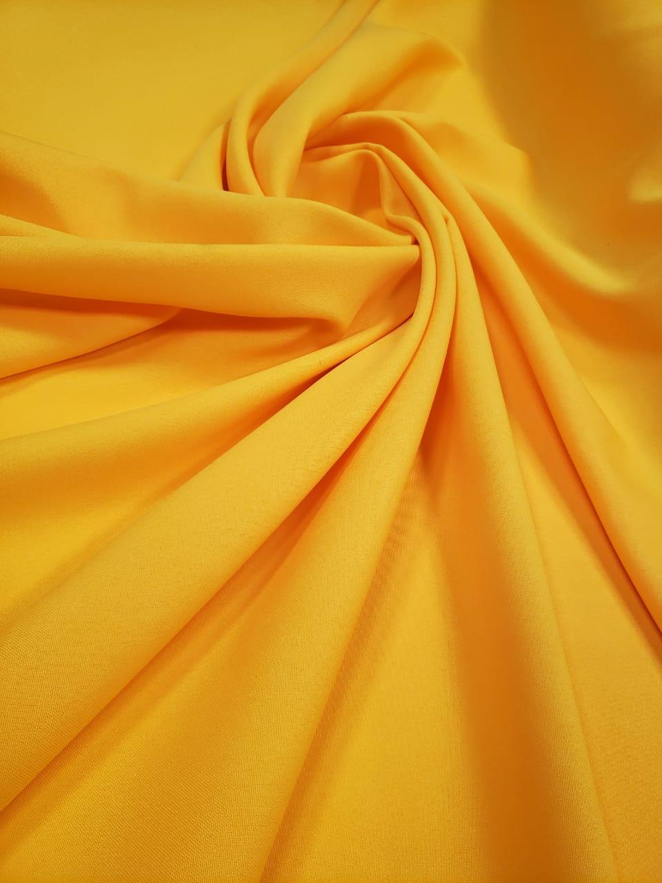 Oxford Liso Amarelo Ouro