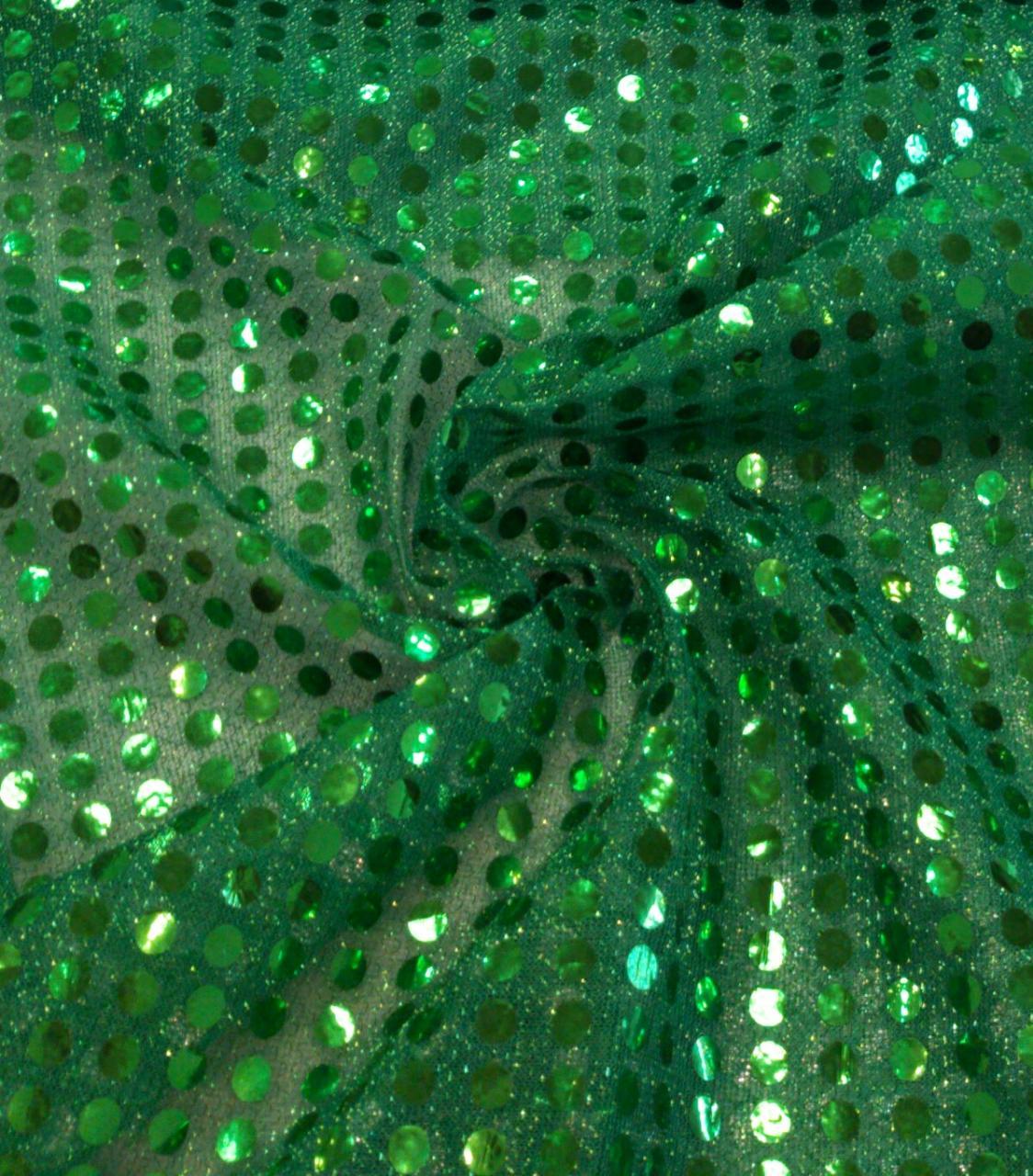 Paetê Colado Carnaval Verde Bandeira