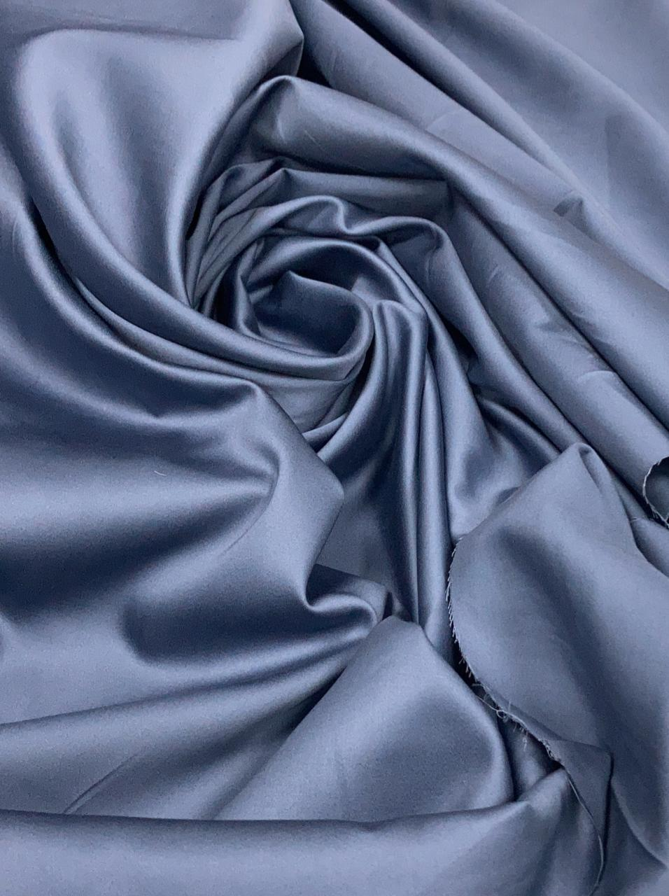Percal Egípcio Azul Jeans - 400 Fios