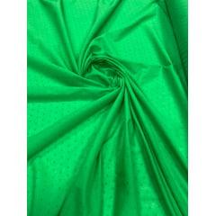 Cambraia de Algodão Salpico Verde