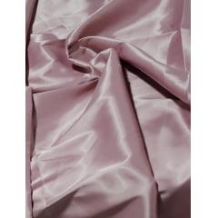 Cetim Bucol Liso Com Elastano  Rosê Escuro