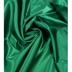 Cetim Charmeusse Liso Verde Bandeira
