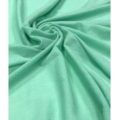 Crepe Gauze Verde Tiffany