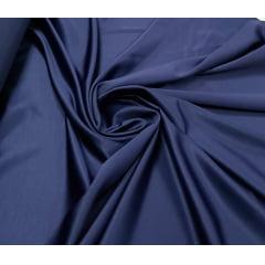 Crepe Pasquale Liso Azul Marinho