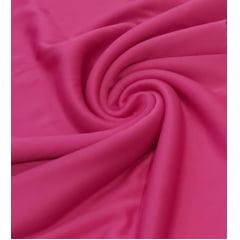 Malha Helanca Lisa Rosa Pink