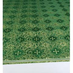 Jacquard Litúrgico Verde