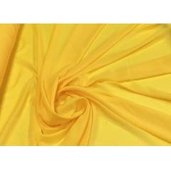 Mousseline Lisa Amarelo Ouro