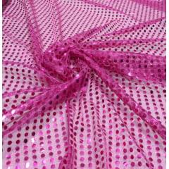 Paetê Colado Carnaval Pink