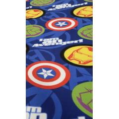 Soft Estampado Vingadores  - The Avengers