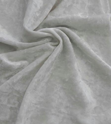 Veludo Molhado Com Lycra Branco
